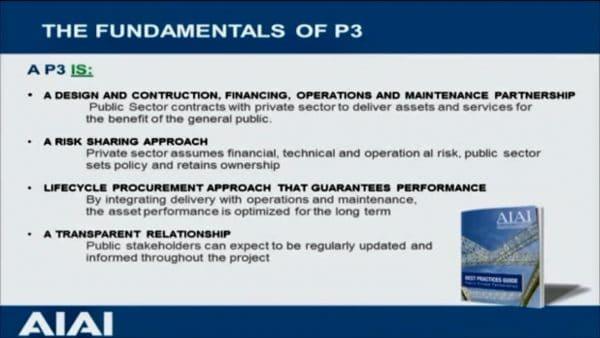P3 advocates seek a playing field advantage before negotiations begin