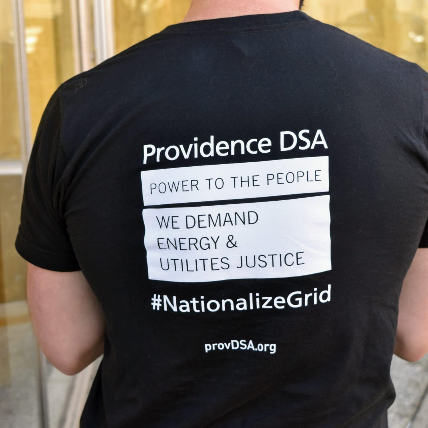 Photo for National Grid doesn't serve Rhode Island's interests, but there's an alternative