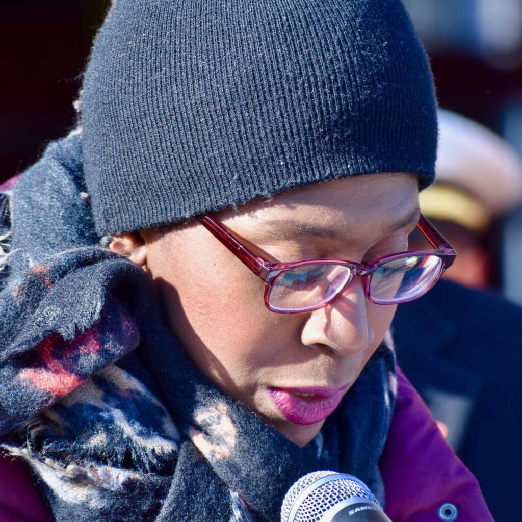 Providence City Councilor Nirva LaFortune on PVD Safe Stations