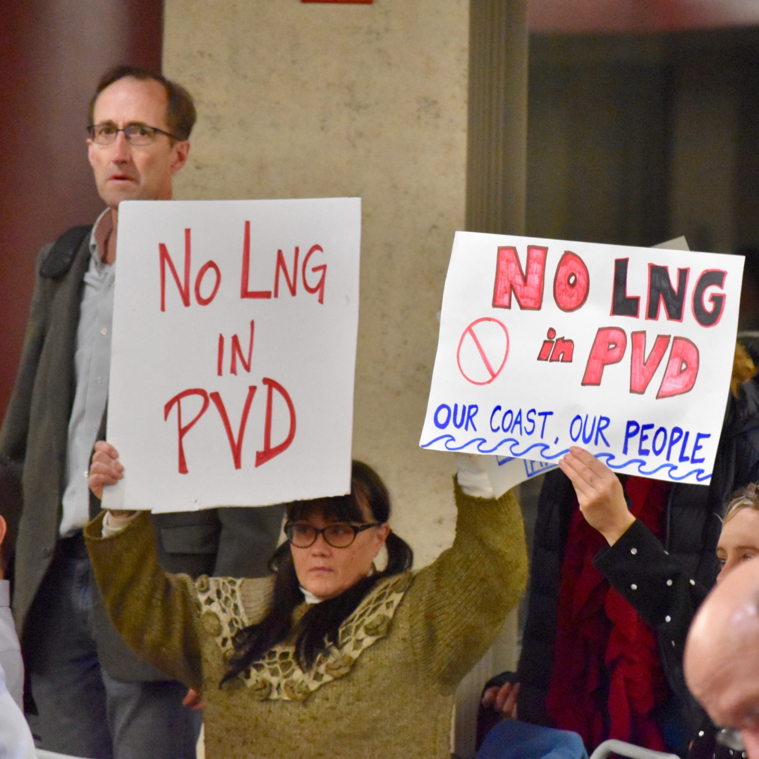 Photo for CRMC approves National Grid project over community objections
