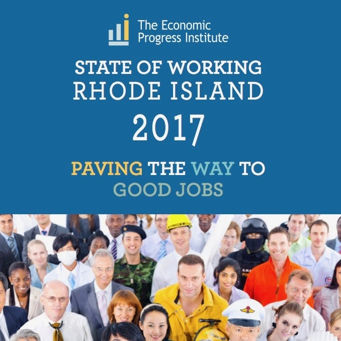 Photo for Economic Progress Institute issues call for workforce investment in latest report