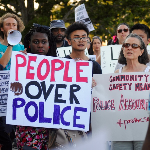 Photo for Providence rescinds new gang database policy amid community concerns