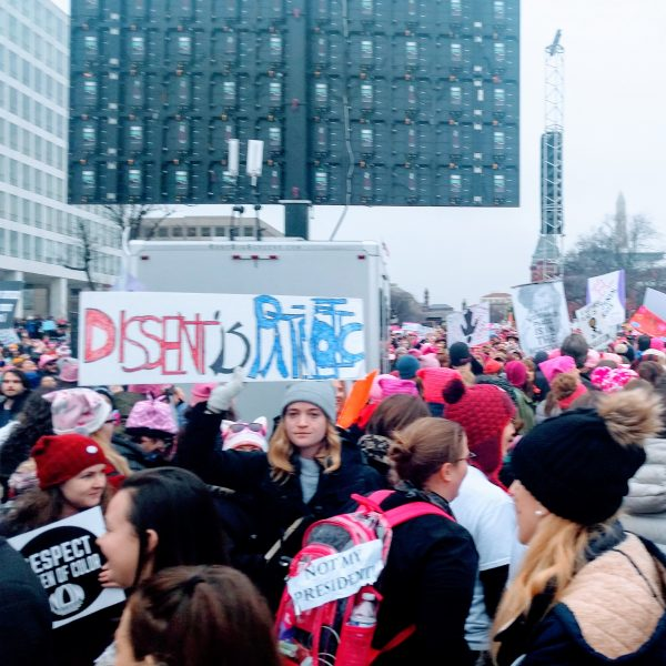 What we fight for on the anniversary of the Women's March