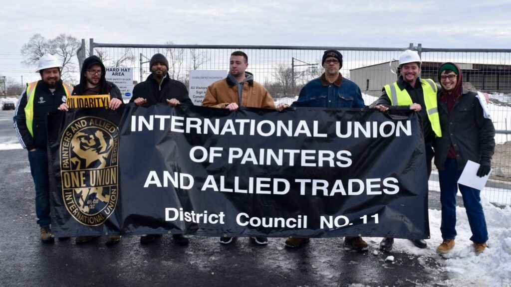 IUPAT begins national worker education campaign on TPS and DACA at worksites around the United States