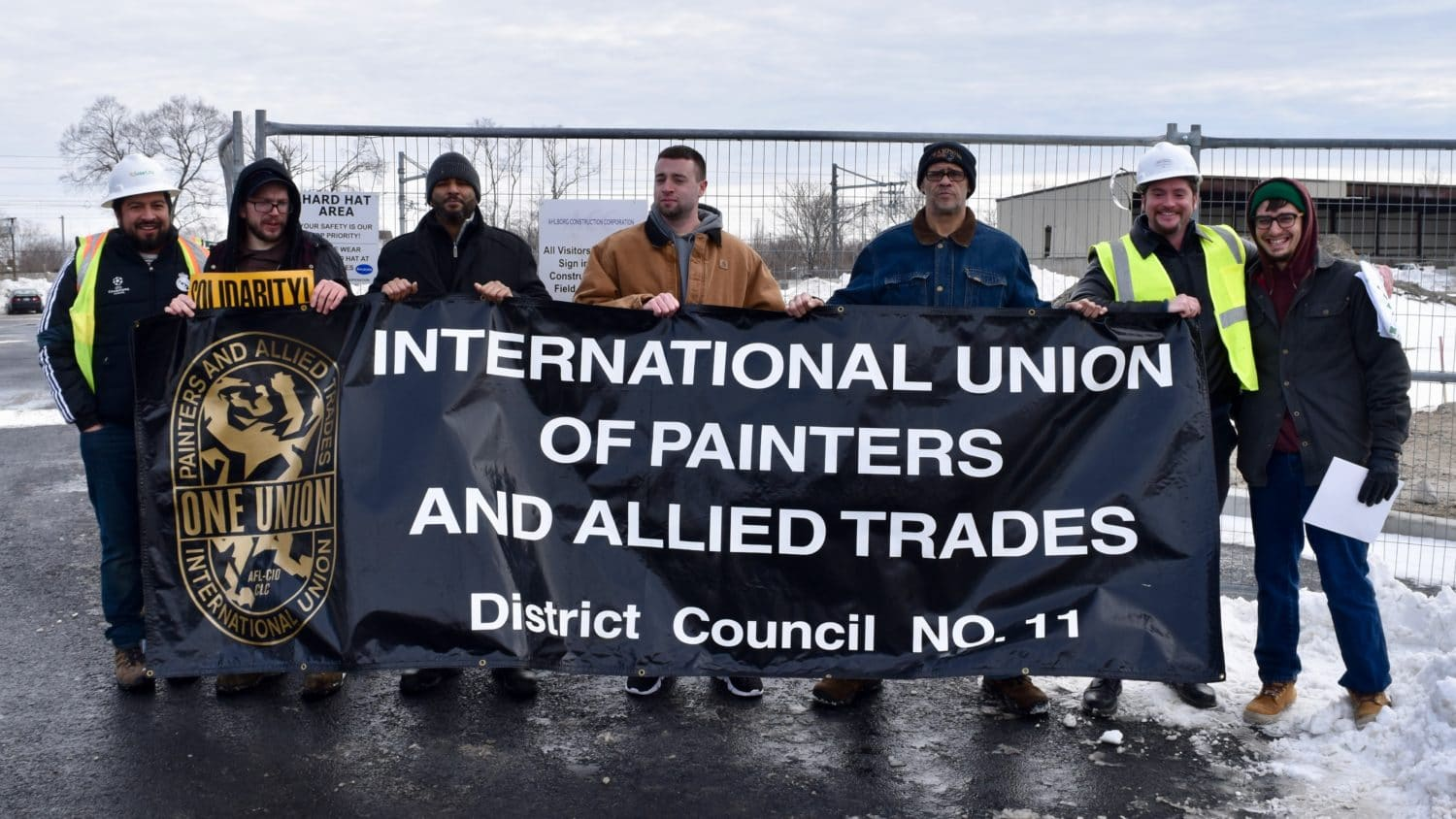 Photo for IUPAT begins national worker education campaign on TPS and DACA at worksites around the United States