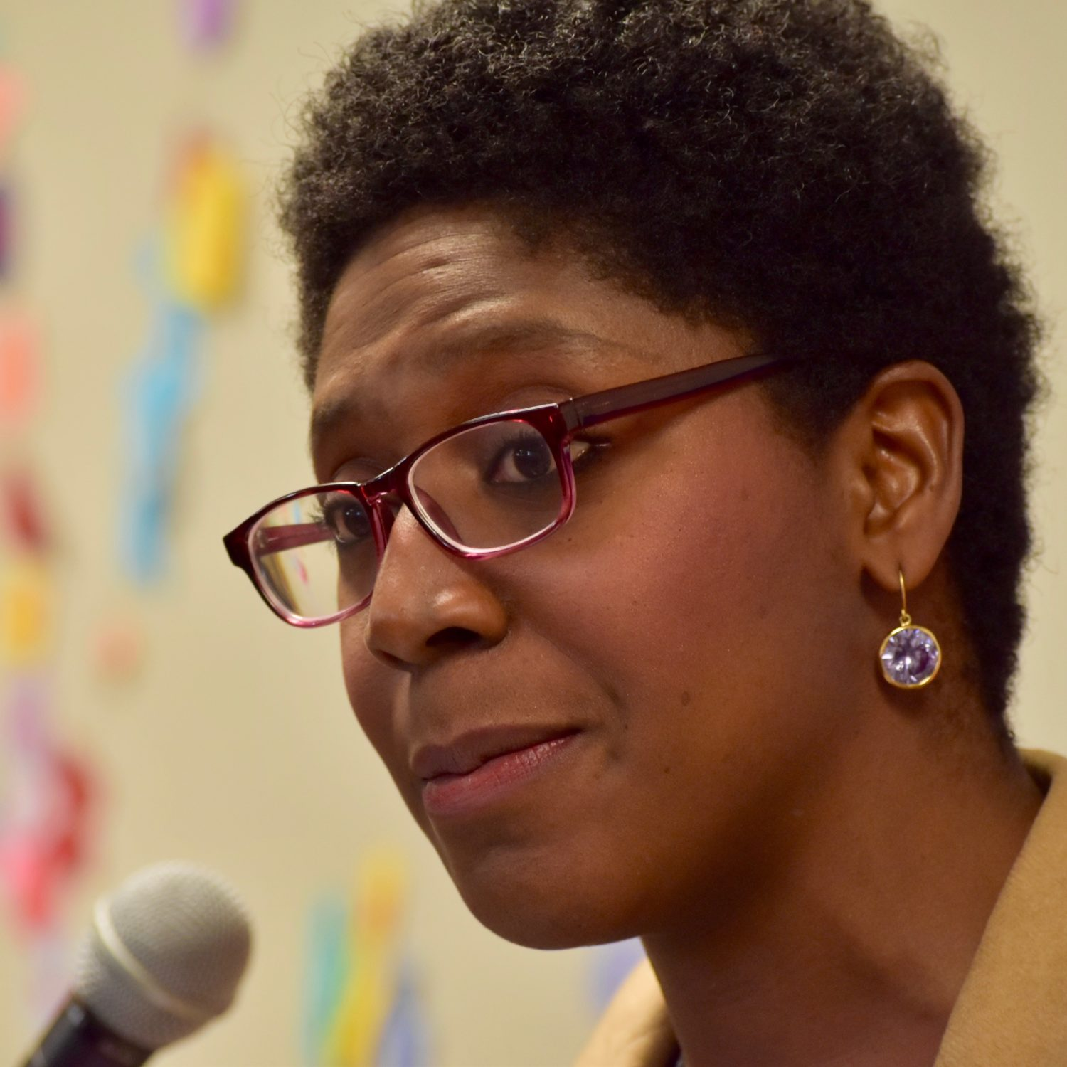 Photo for Providence City Councilor Nirva LaFortune: We must counter darkness and hate with love and light