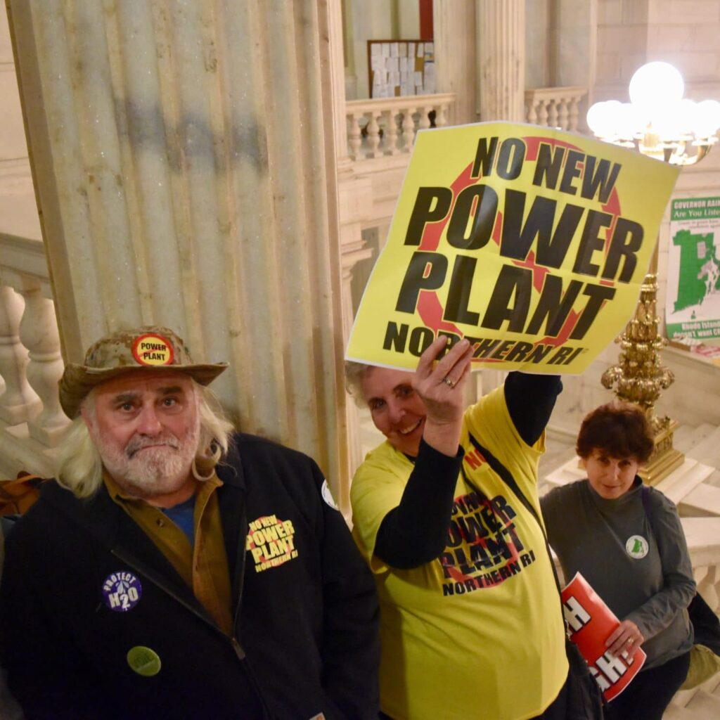 CLF's Jerry Elmer: 'Invenergy is being a bully.'