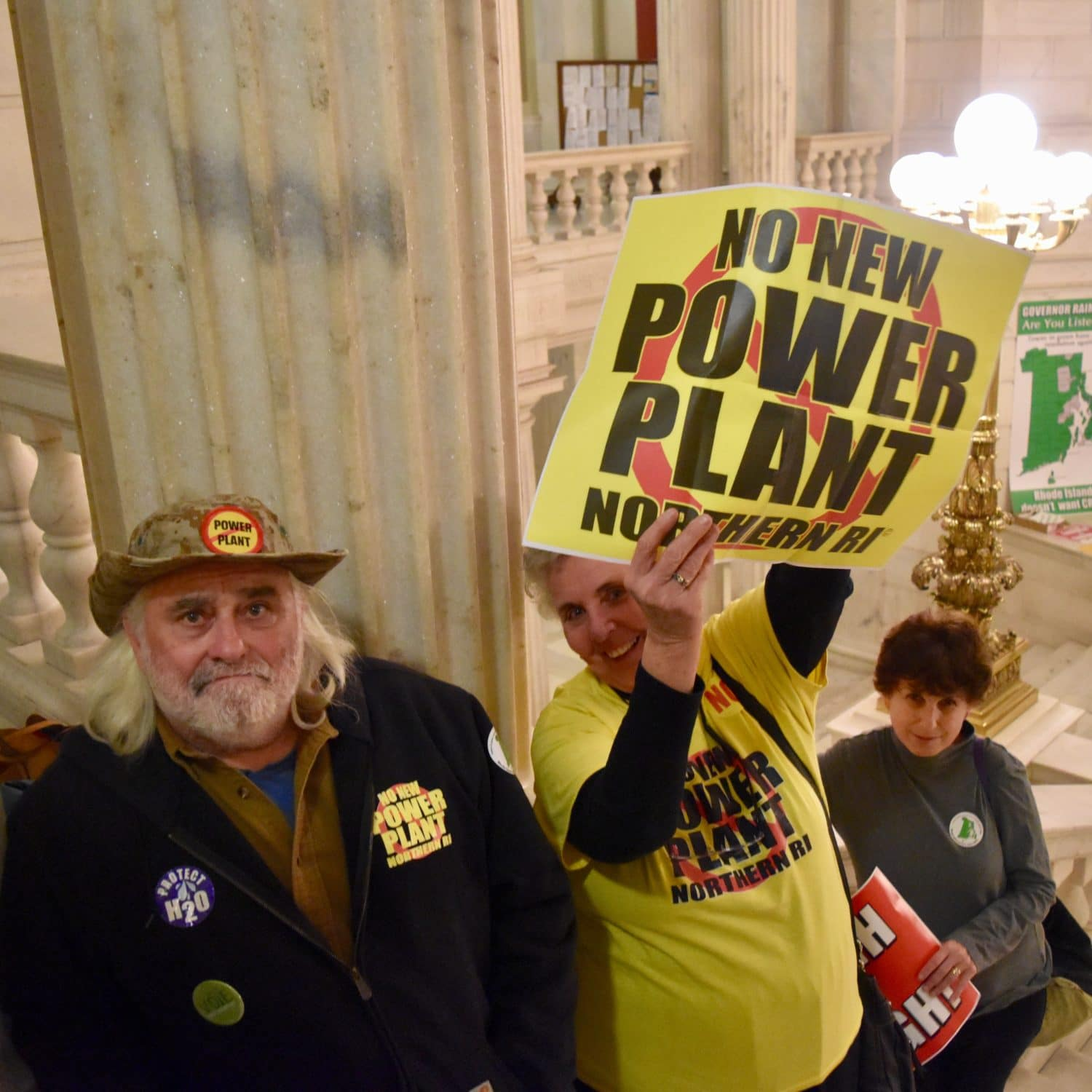 Photo for CLF's Jerry Elmer: 'Invenergy is being a bully.'