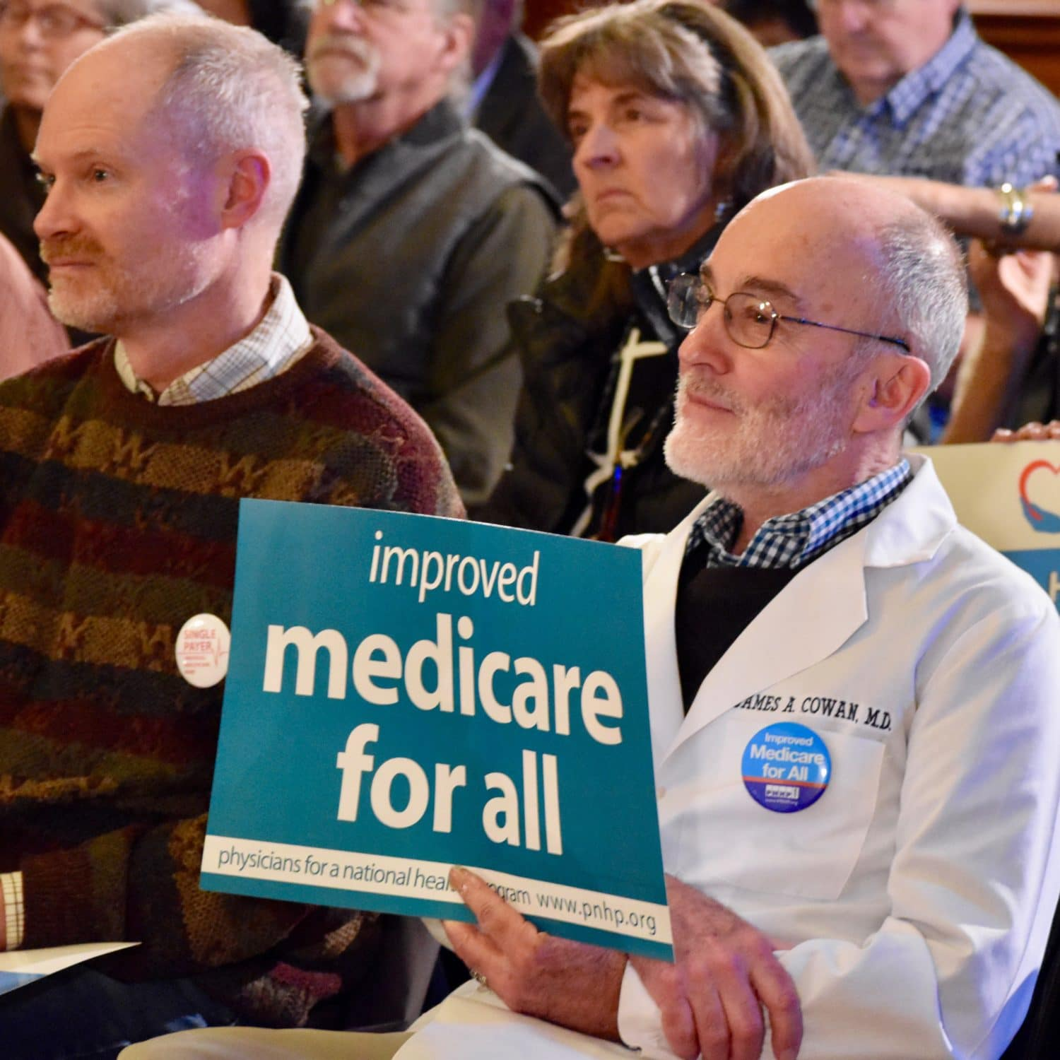 Photo for Support Rhode Island single payer