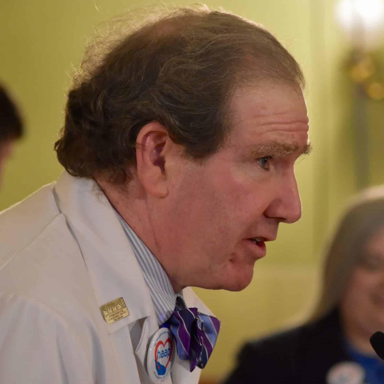 Photo for J Mark Ryan: Healthcare in Rhode Island at risk