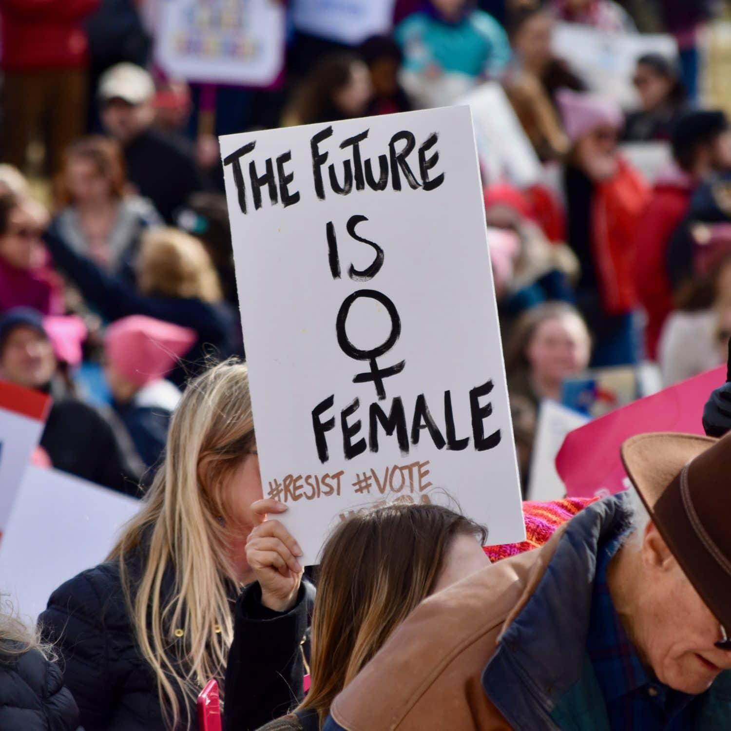 Photo for Georgia Hollister Isman: Mess with progressive women at your peril and other lessons from the 2018 election