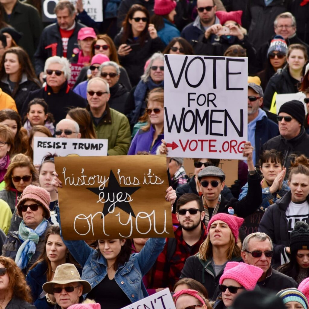 Shanna Wells – RI Democratic Party should stop stifling the voices of women and people of color!
