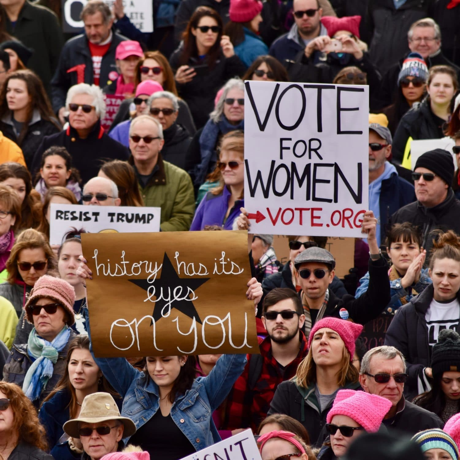 Photo for Shanna Wells – RI Democratic Party should stop stifling the voices of women and people of color!