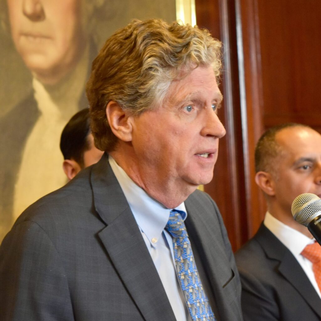 Lt Governor Daniel McKee admonished for dismissive comments on reproductive rights