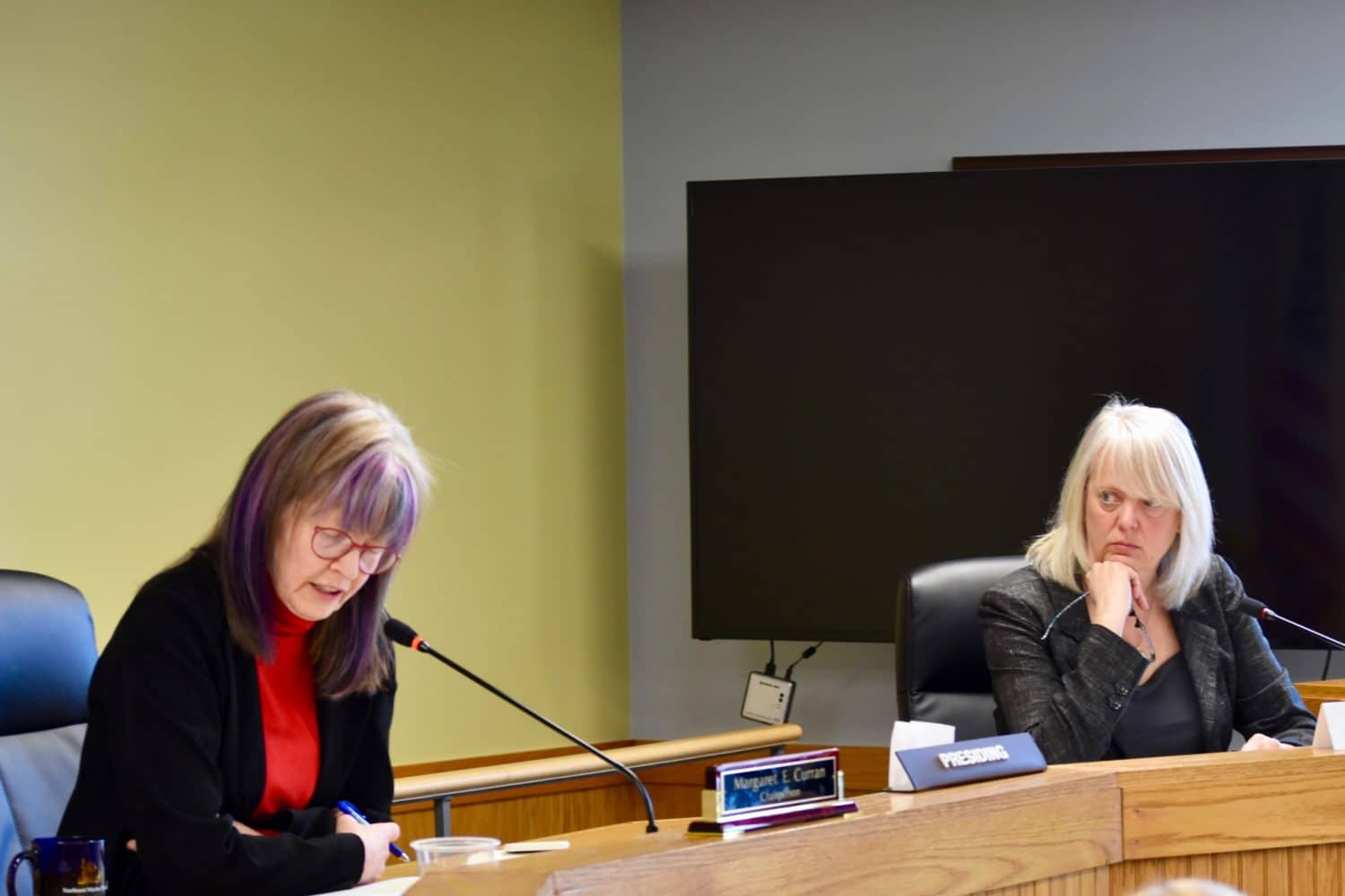 Photo for Energy Facilities Siting Board has its third voting member – Meredith Brady