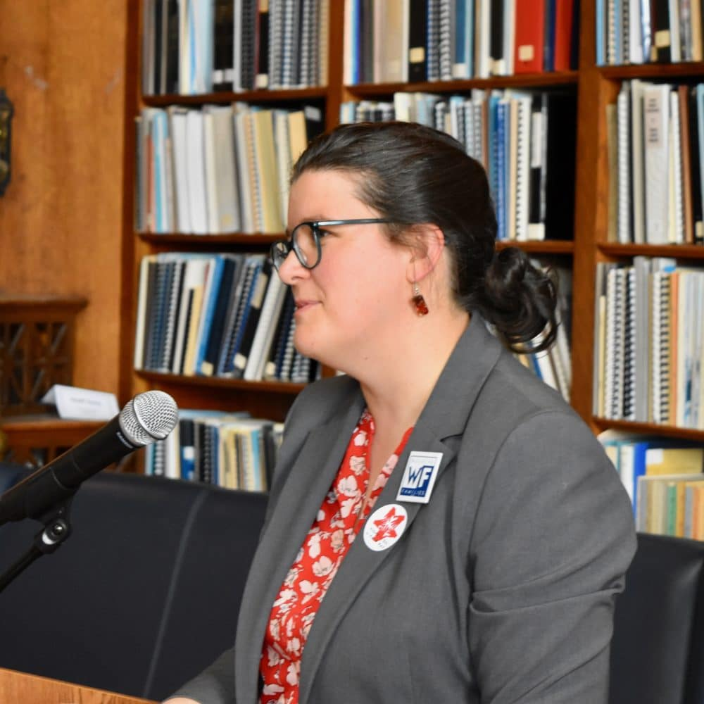 Georgia Hollister Isman: Primary was a great night for Working Families Party and for the values we stand for
