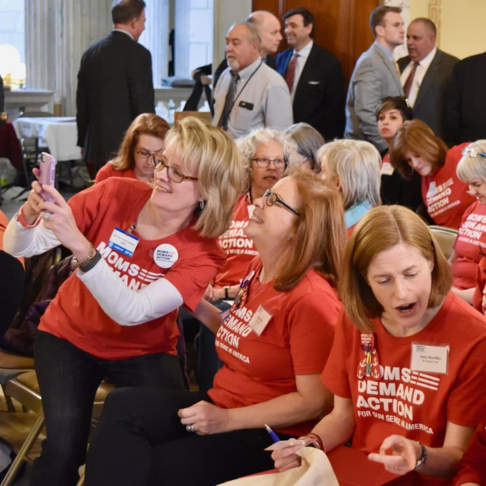 Photo for Moms Demand takes a victory lap, and get right back to work