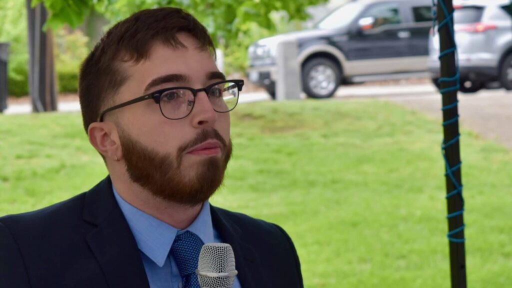 Jason Roias announces his candidacy for Providence City Council Ward 4