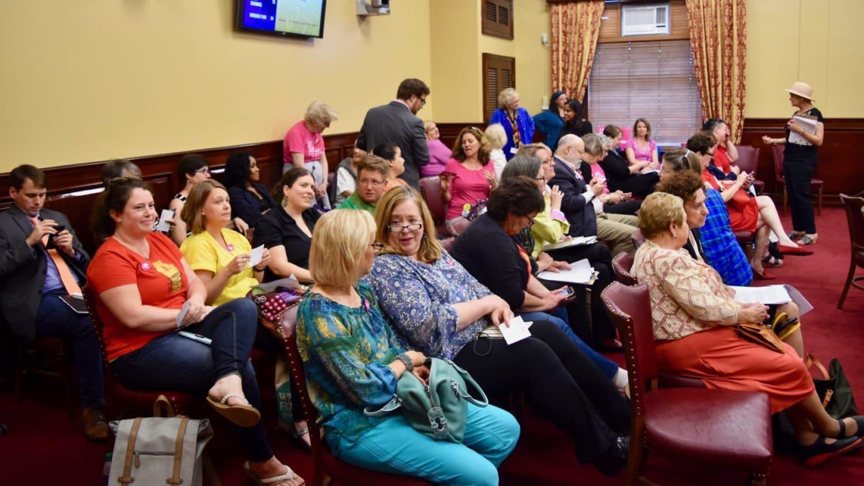Photo for Senate Judiciary takes up Reproductive Health Care Act