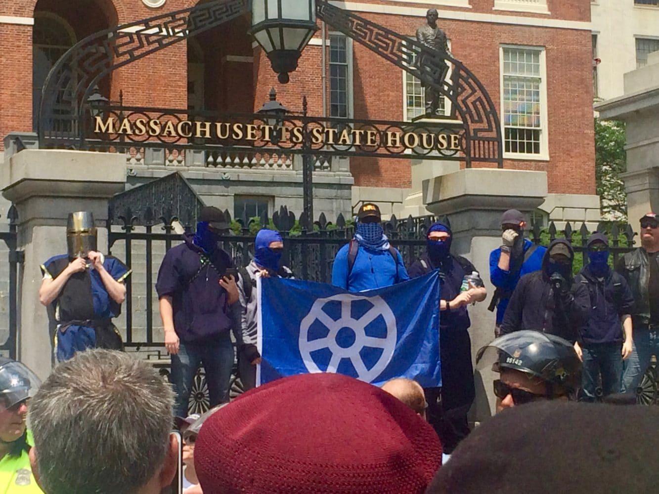 Photo for 'No Trump, no KKK, no fascist USA!'