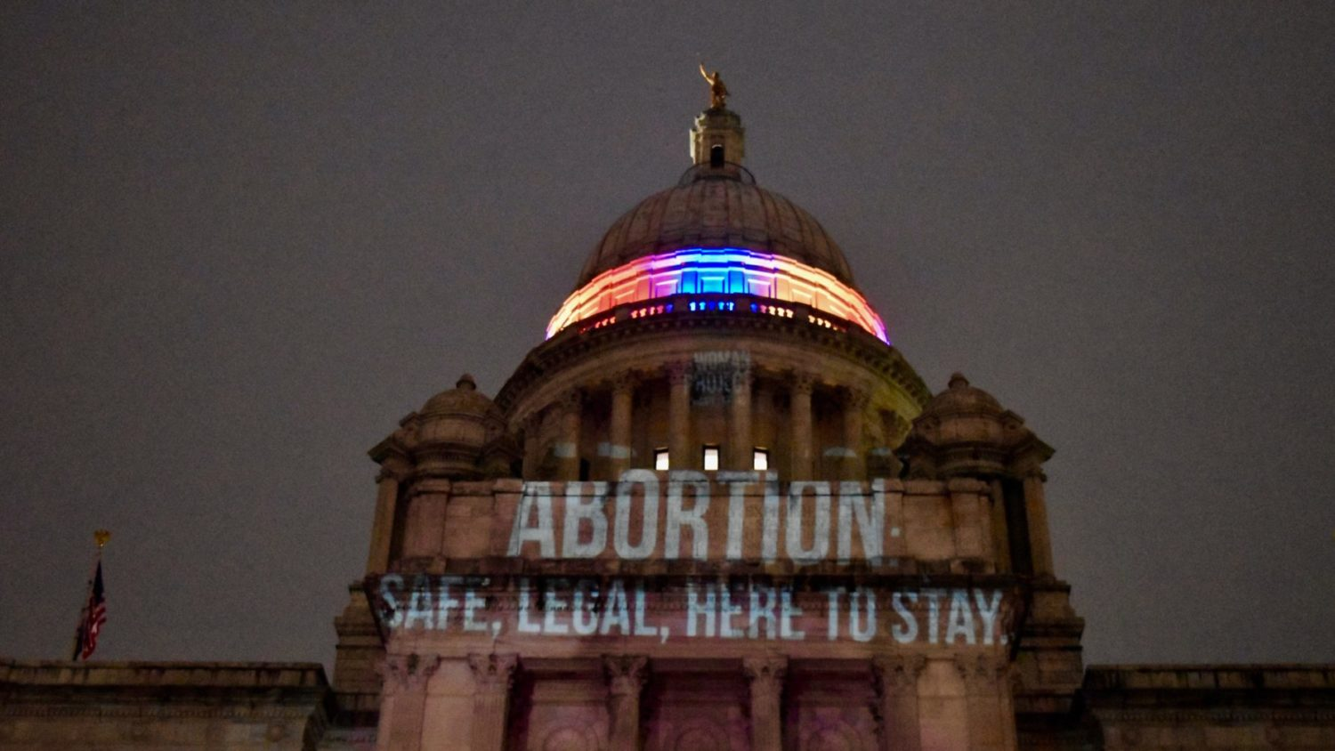 Photo for The Womxn Project: Momentum growing for the right to abortion in Rhode Island