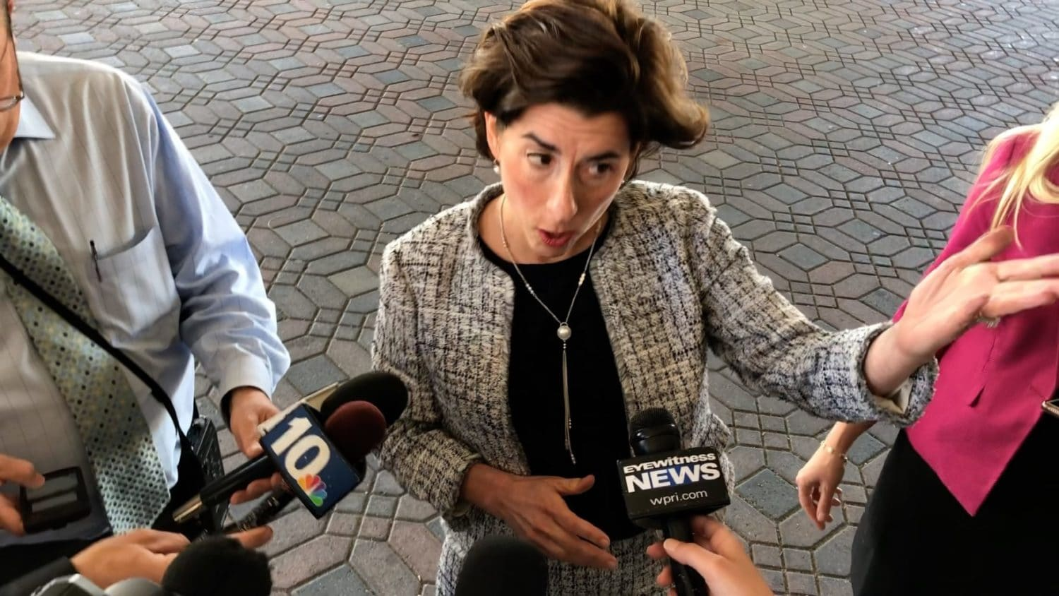 Photo for As calls for a veto pile up, Governor Raimondo says she will sign Kristen's Law