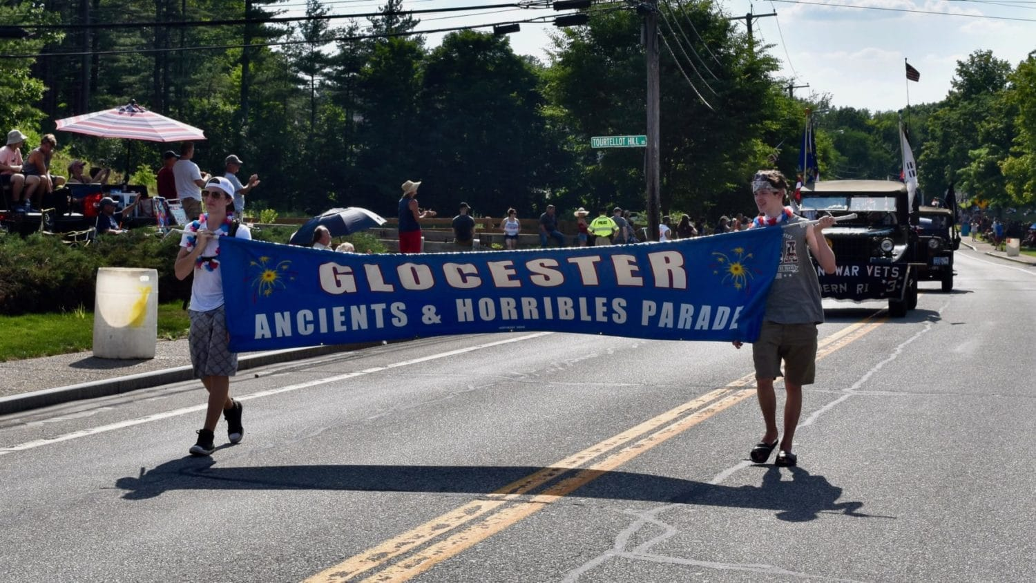 Photo for Parades and Politics: 2018 Glocester Ancients & Horribles Parade