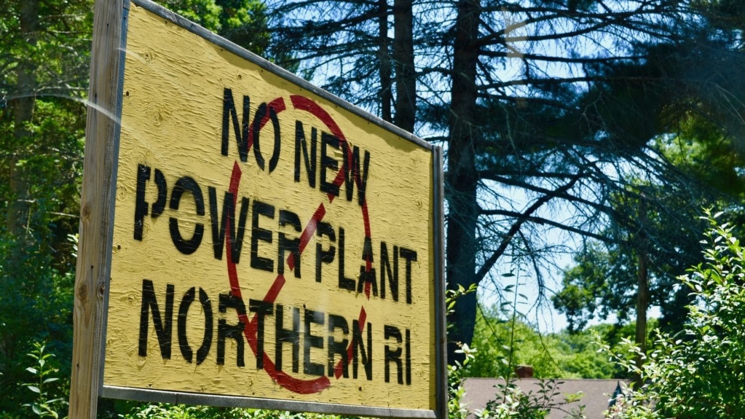 Photo for ISO New England is excluding Invenergy's proposed power plant from its future power projections