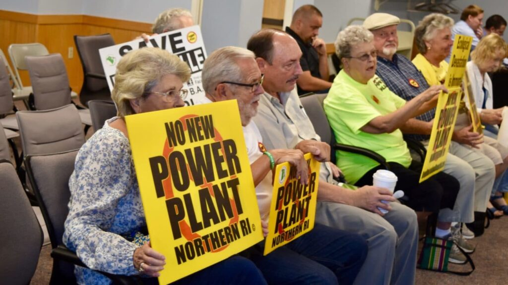 The competitive market has determined that Invenergy's proposed power plant is not necessary