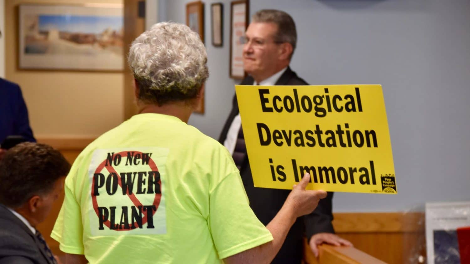 Photo for EFSB weighs employment impacts of proposed Invenergy power plant