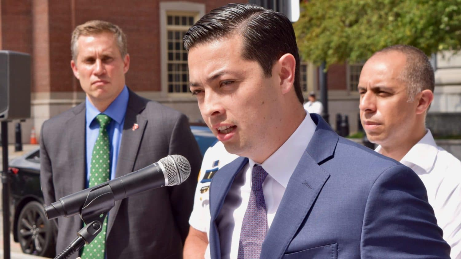 Photo for Progresso Latino and ACLU tell Central Falls: Curfews don't work