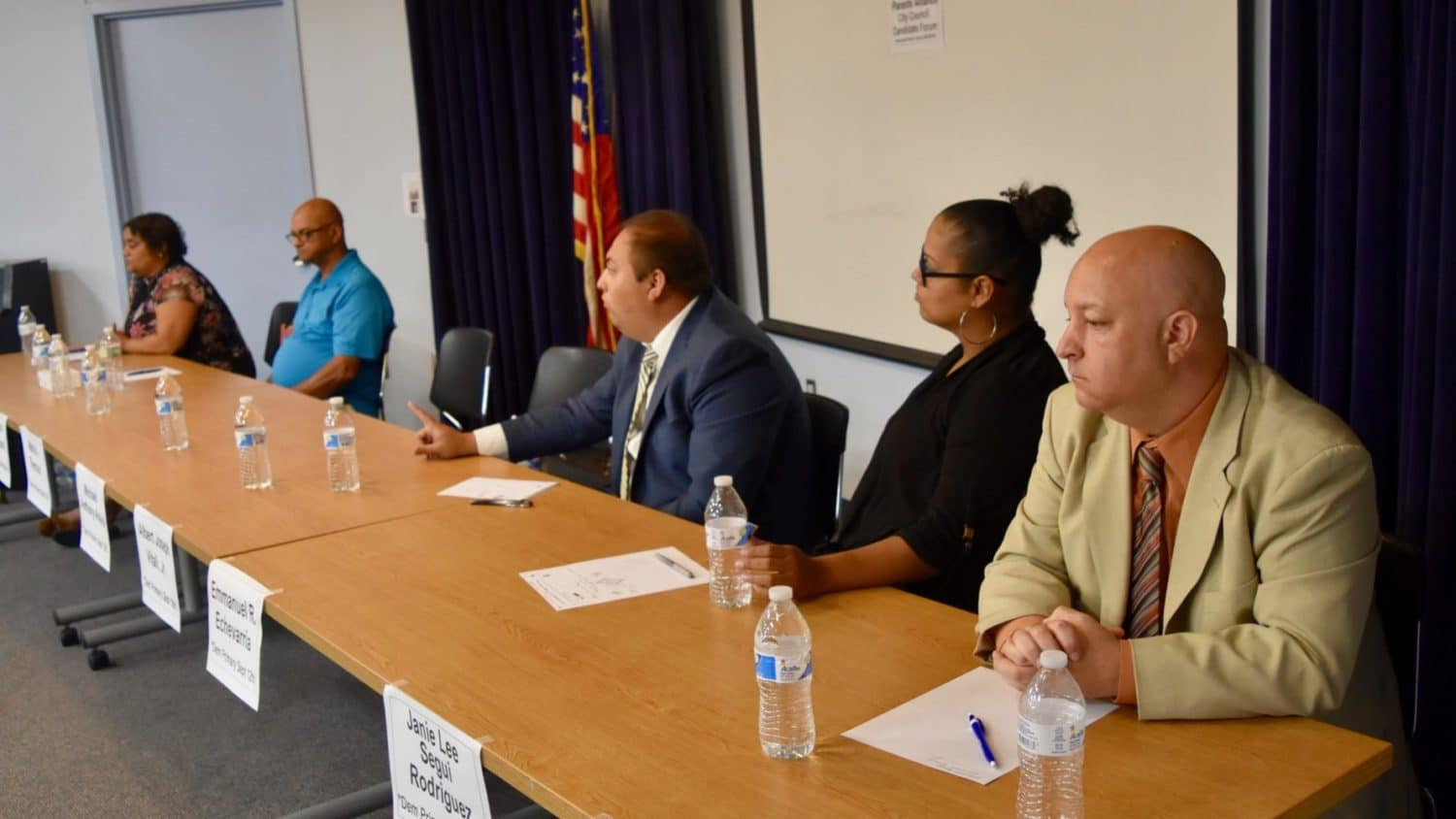 Photo for Pawtucket City Council Candidate Forum: At-Large Candidates