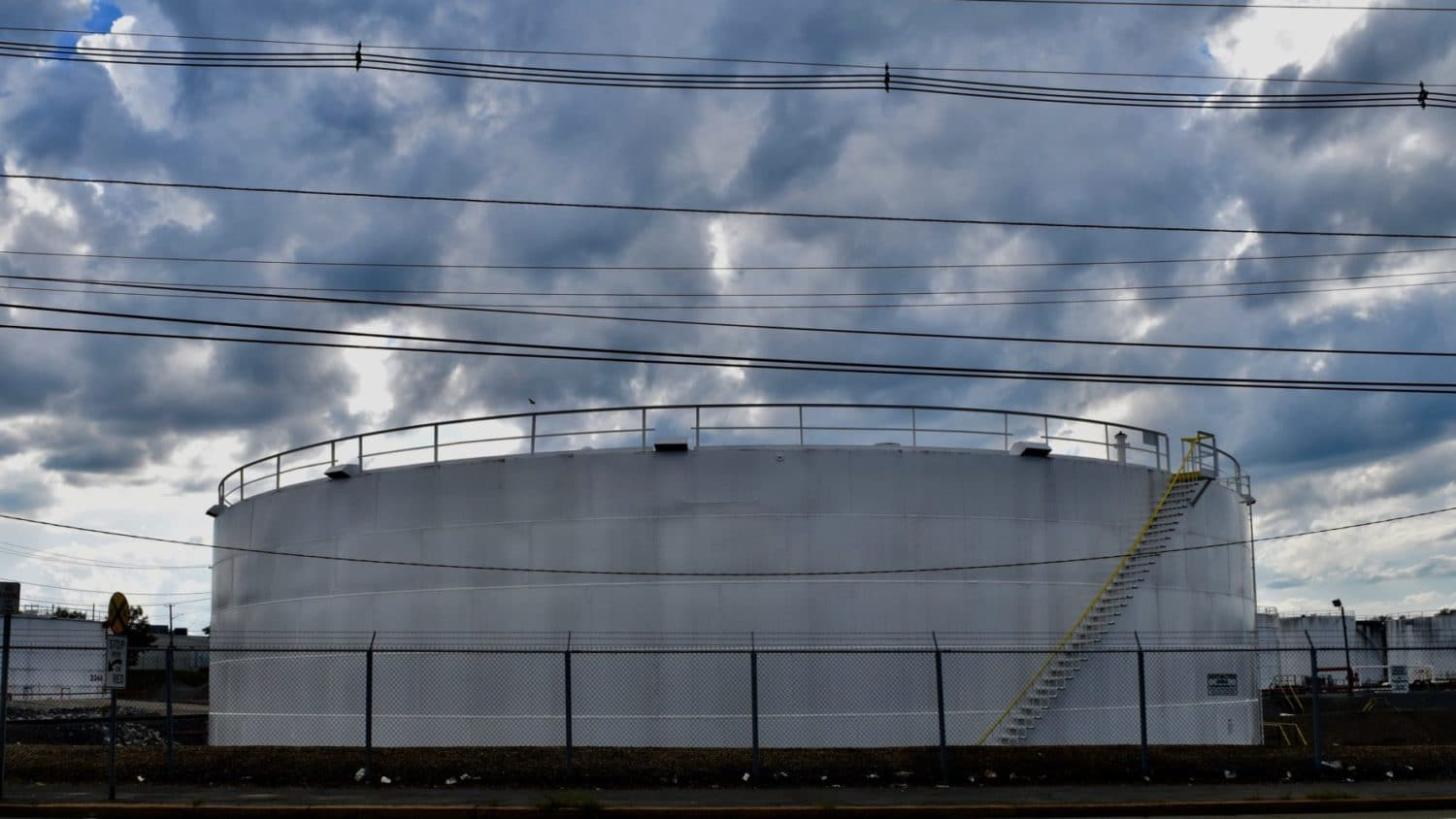Photo for Greg Gerritt to ProJo: More natural gas infrastructure is not a good thing
