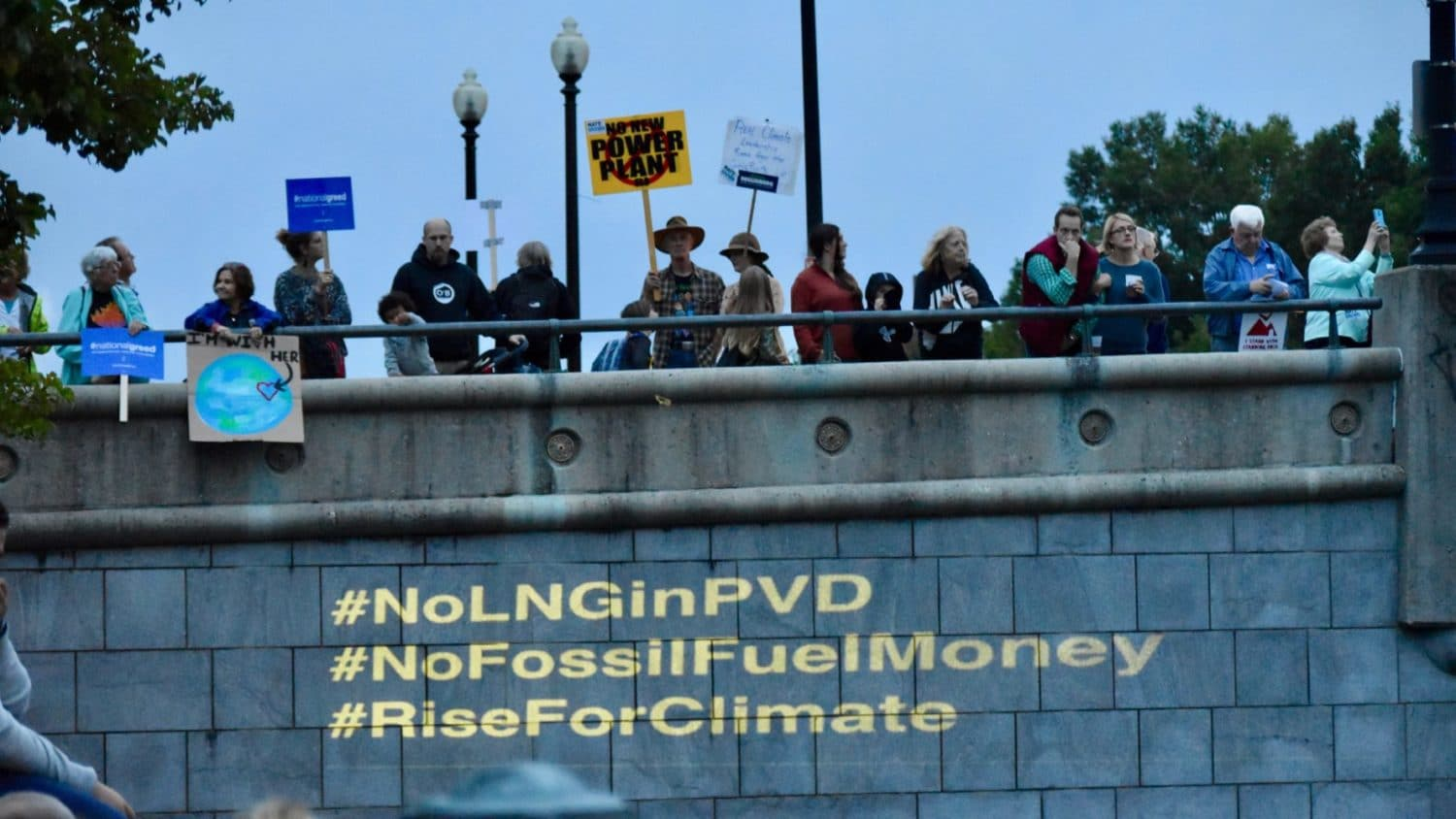 Photo for Waterfire (and the Climate Crisis) sponsored by National Grid