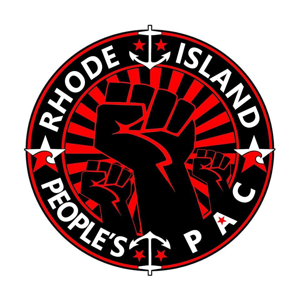 RI People's PAC logo
