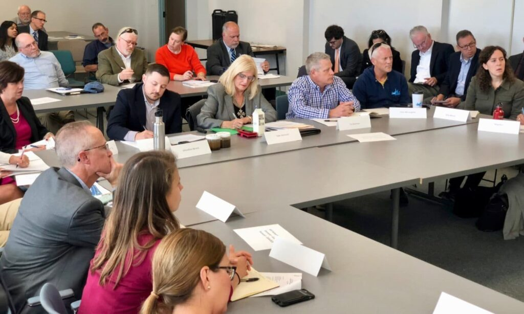 Governor's Task Force to Tackle Plastics convenes first meeting