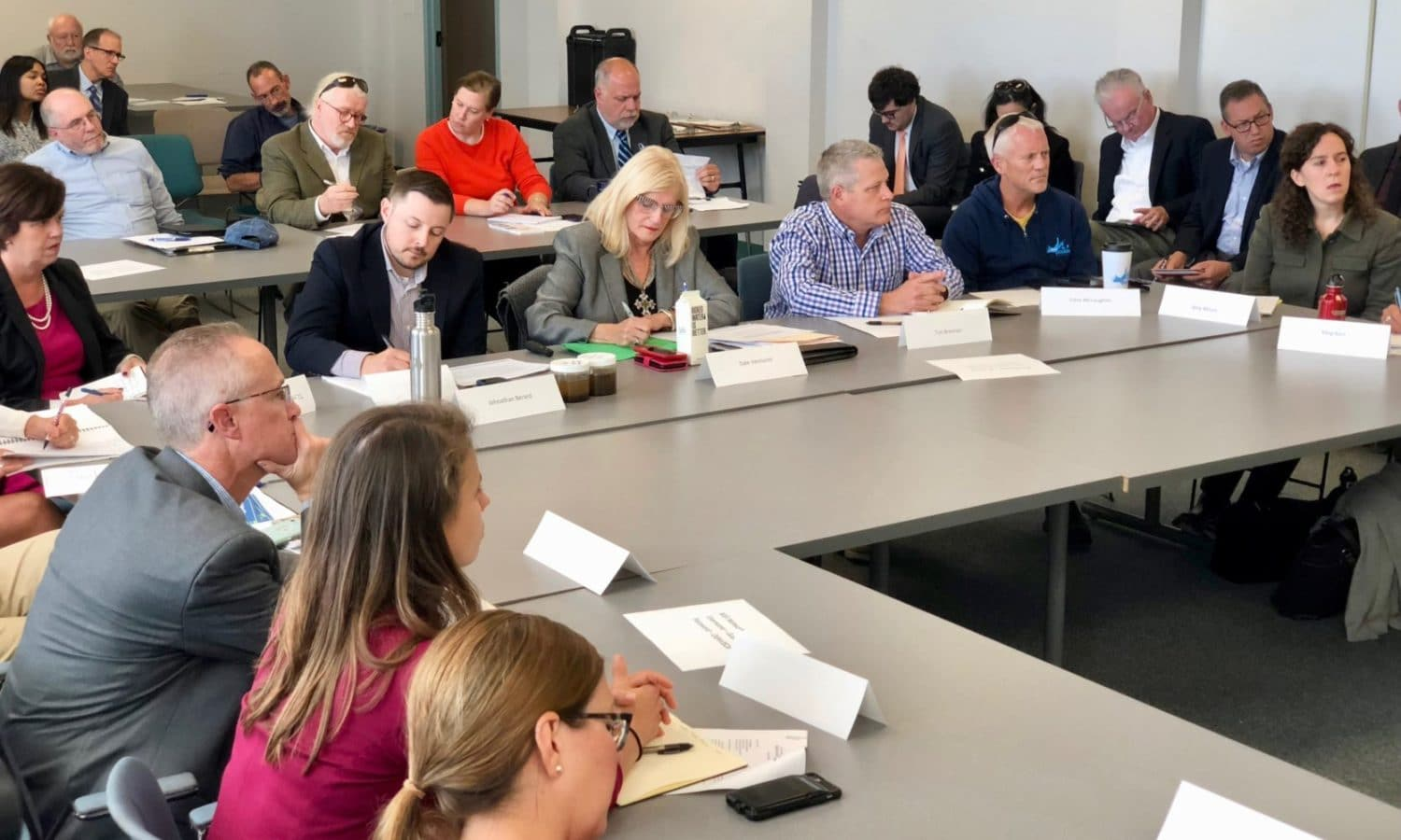 Photo for Governor's Task Force to Tackle Plastics convenes first meeting