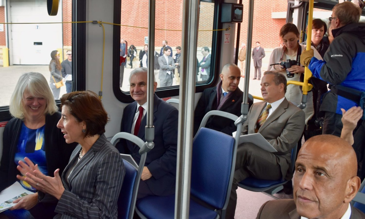 Photo for With climate change looming, why is Rhode Island making public transportation less convenient?