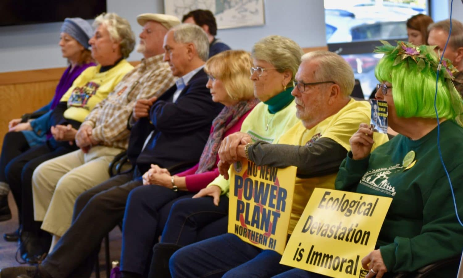 Photo for Revised Energy Facilities Siting Board Invenergy Hearing Schedule released