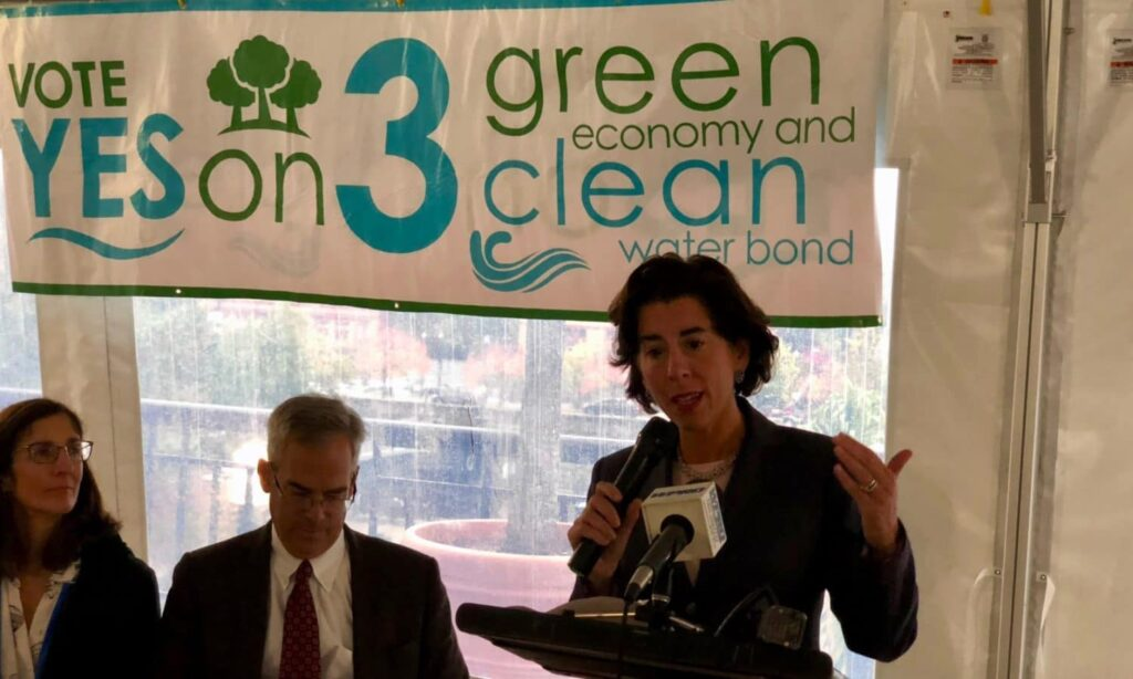 Yes on 3: Save The Bay holds rally in support for the Green Economy and Clean Water Bond