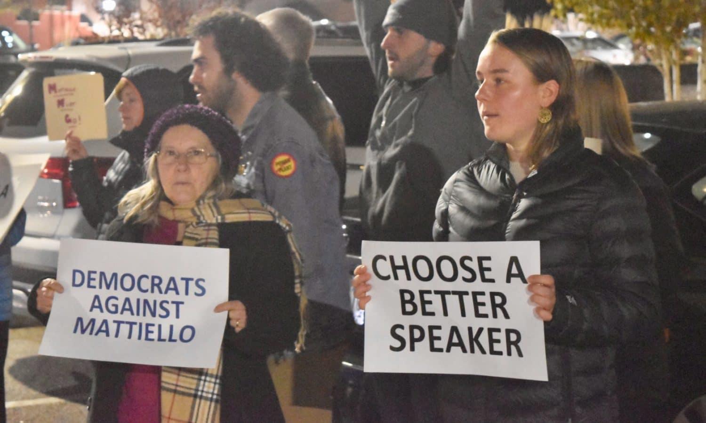 Photo for Speaker Mattiello and Democracy vs Despotism at Chapel Grille