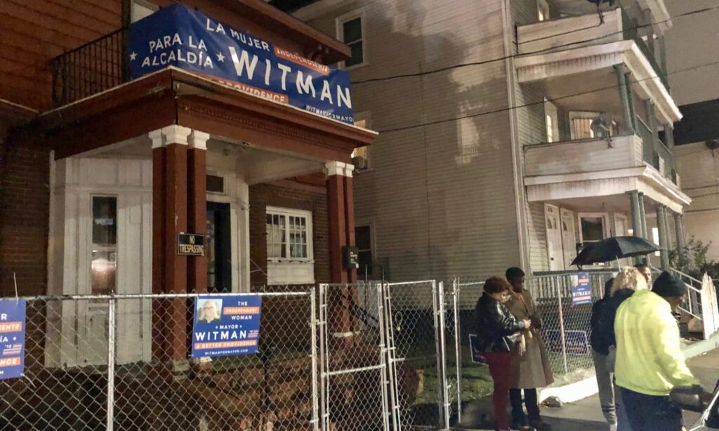 Kobi Dennis says Dee Dee Witman campaign has not paid poll workers as promised
