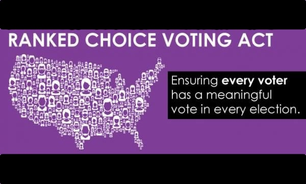 Zakary Pereira: The solution to our broken democracy – Ranked Choice Voting