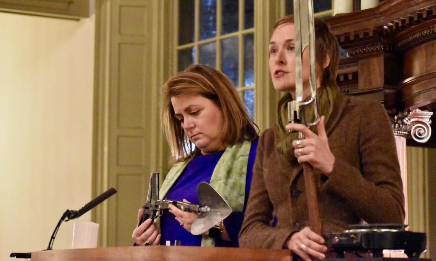 Photo for Honoring the victims of Sandy Hook Elementary School with art and prayer