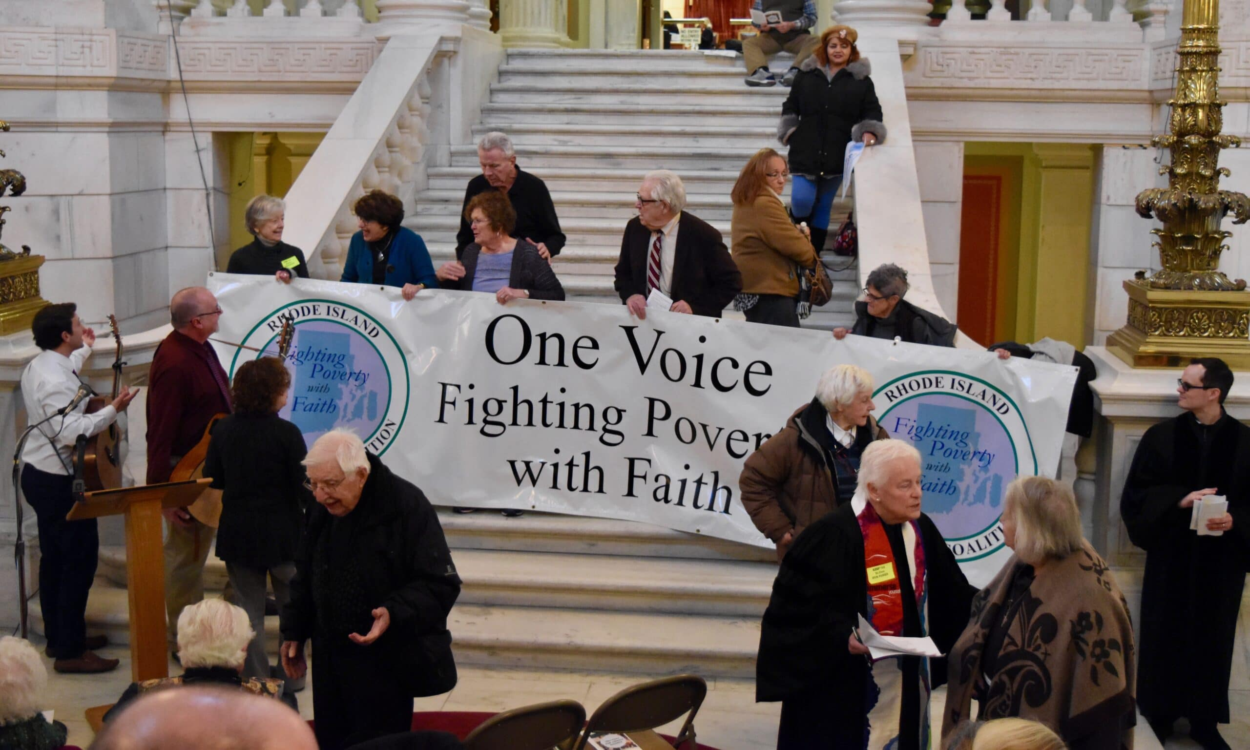 Photo for The 11th Annual Fighting Poverty with Faith Vigil