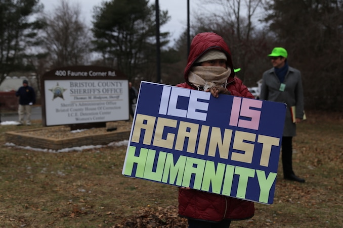 Photo for ICE detainees in Suffolk County House of Correction launch hunger strike for better treatment