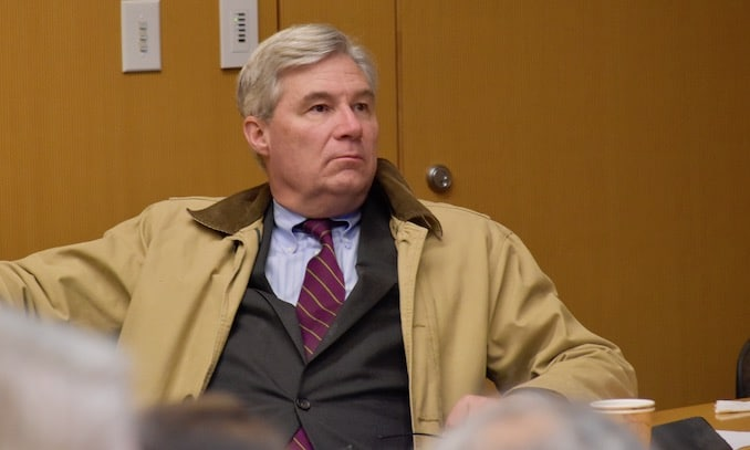 Photo for Science may show why Senator Whitehouse and Governor Raimondo tacitly support local fossil fuel projects despite pro-environment claims