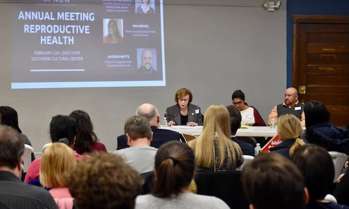 Photo for RI NOW's annual meeting examines reproductive health, broadly defined