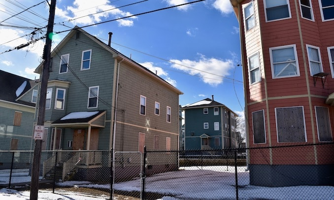 Photo for New report: Nearly half of renter households in Providence are 'cost-burdened'
