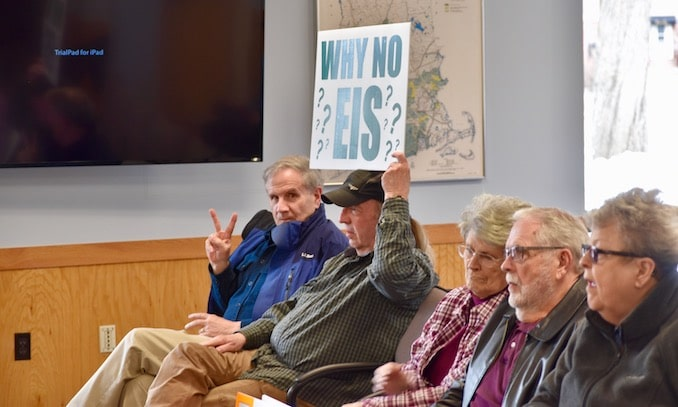 Photo for Testimony before the EFSB explores the inadequacy of Rhode Island's protections of bio-diversity at proposed Invenergy power plant site